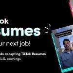 มีมากกว่าแชร์วิดีโอ!! TikTok Resumes เครื่องมือใหม่ หางานที่ใช่ แล้วสมัครเลย